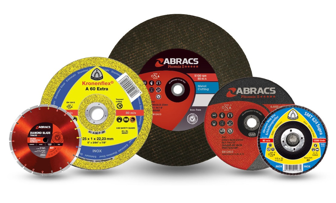 Abrasives & Cutting