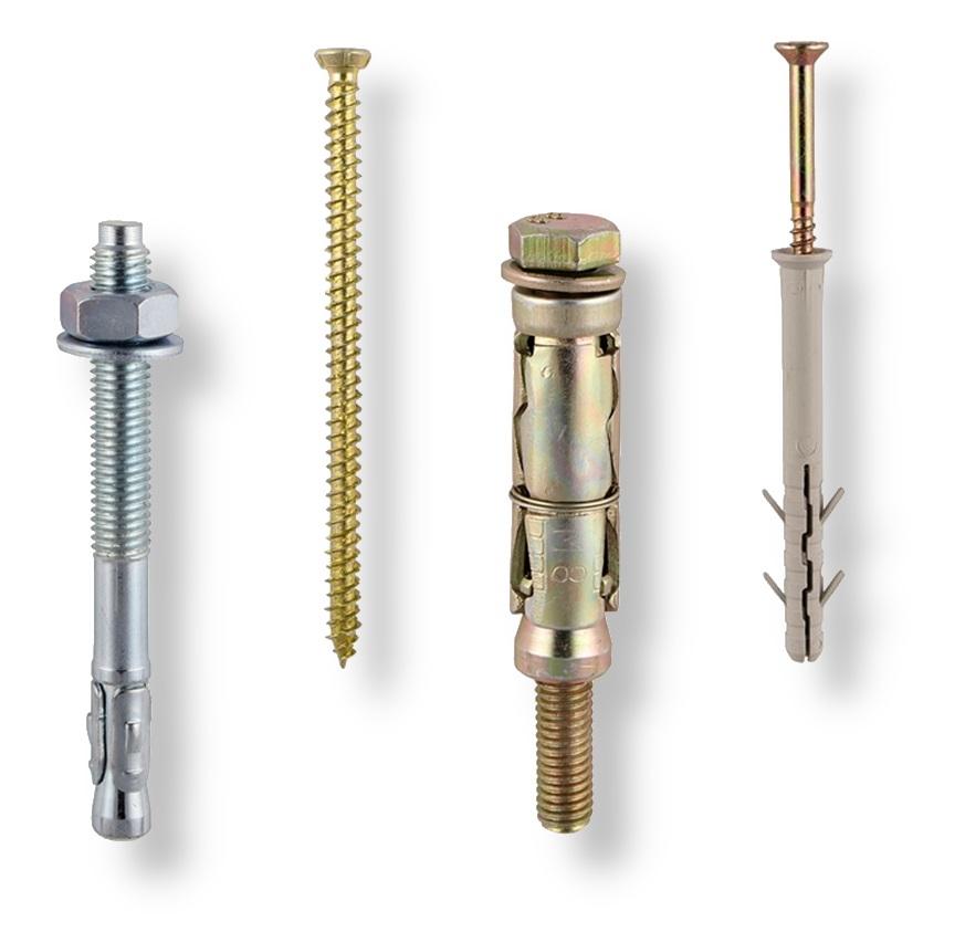 Masonary & Cavity Fixings