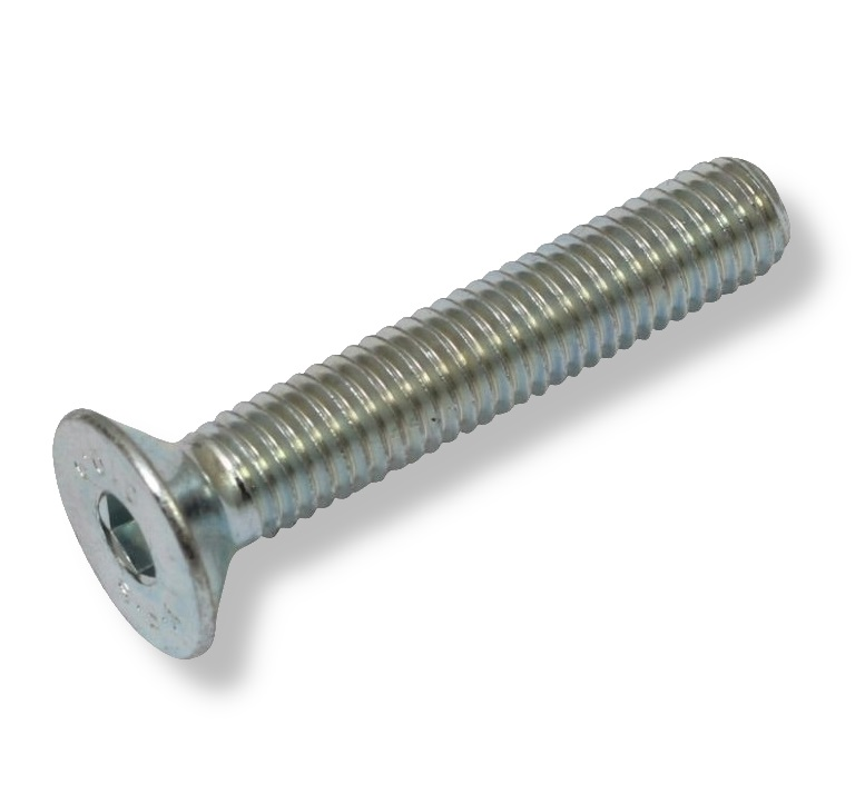 Socket Countersunk   Zinc