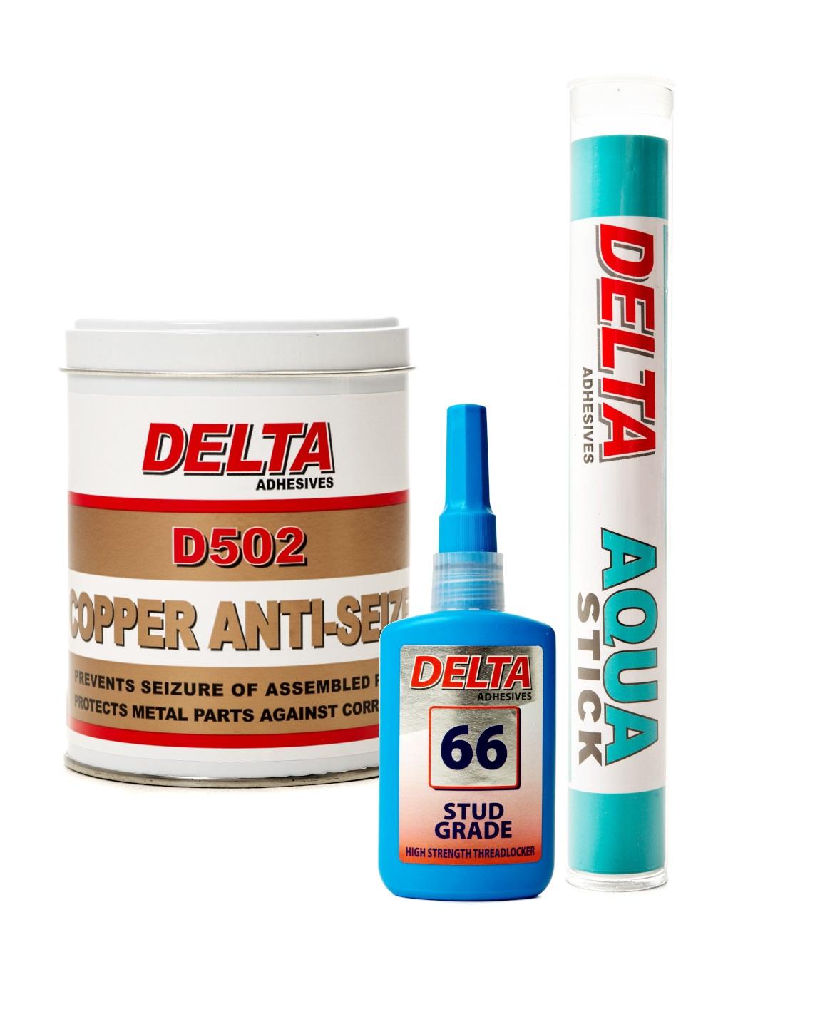 Delta Adhesives & Threadlock