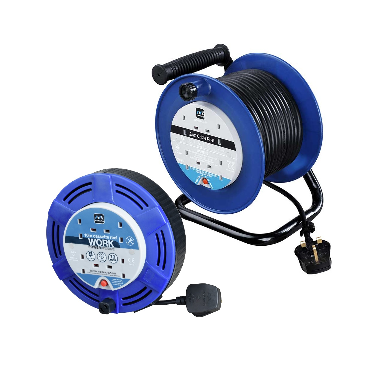 240v Cable Reels