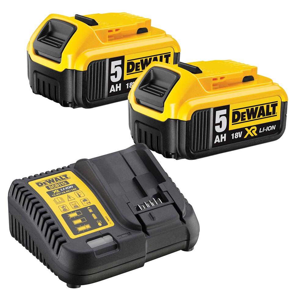 Dewalt Batteries, Chargers And Cases