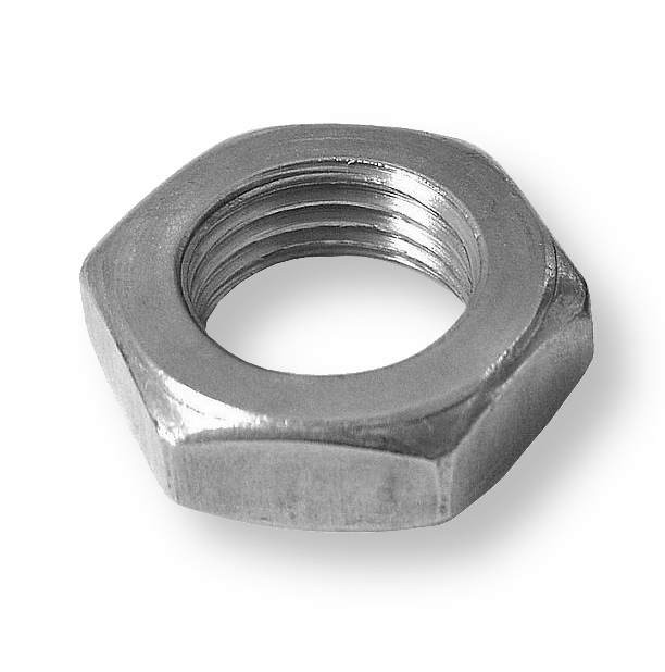 A2  (304)   Stainless Lock (1/2) Nuts Din 439