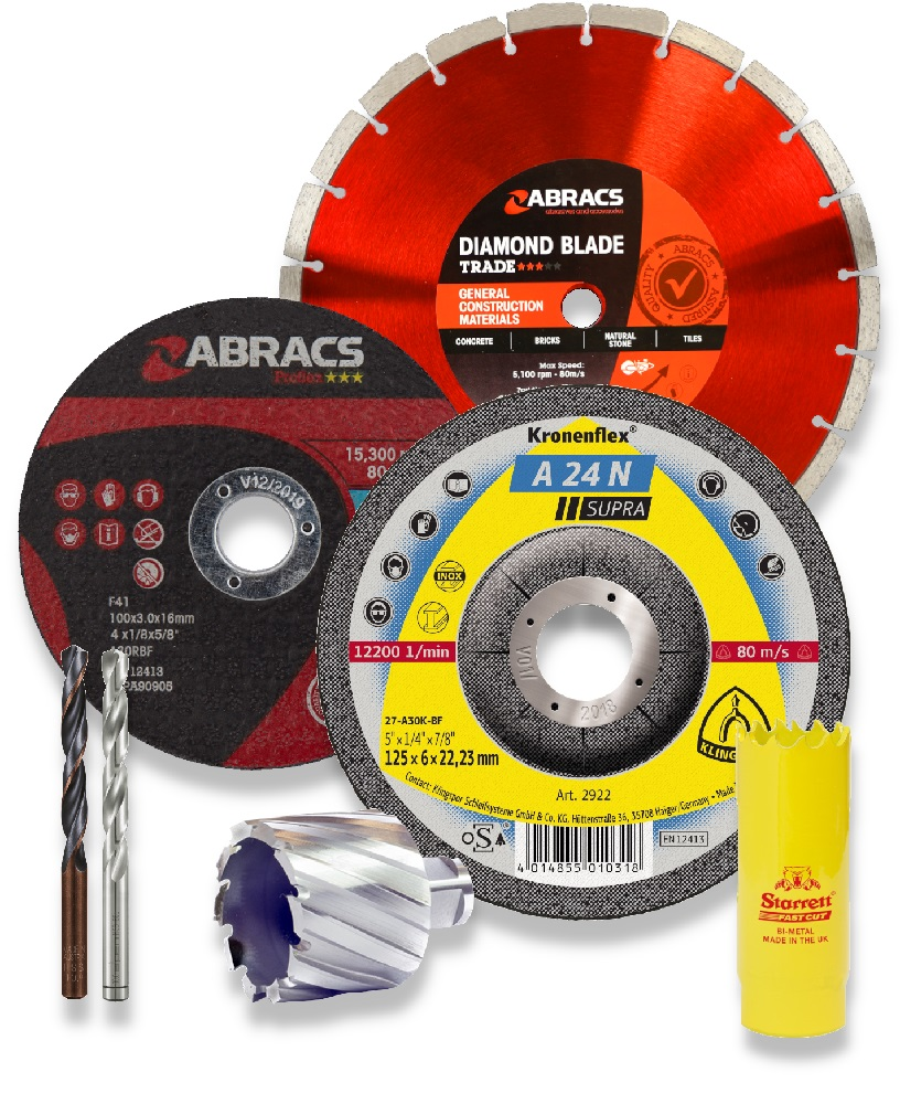 Abrasives, Drilling & Tapping