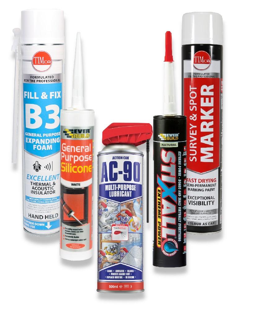Sprays & Sealants