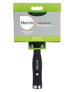 HARRIS SERIOUSLY GOOD SHED & FENCE PAINT BRUSH 5 INCH