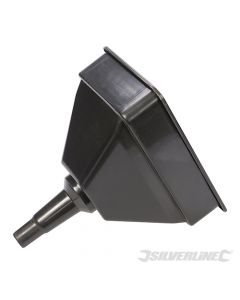 Silverline Funnel With Filter 255 x 165mm