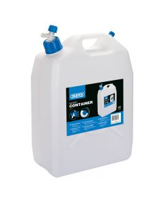 DRAPER Water Container with Tap (25L) 23247