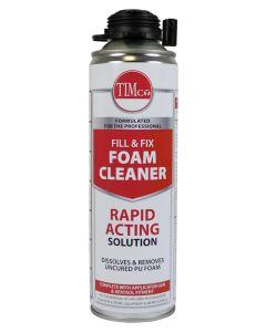 TIMco Fill & Fix PU Foam Cleaner - 500ml