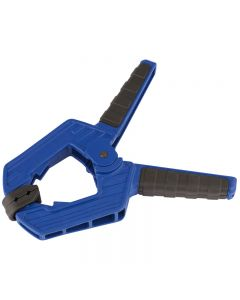 "DRAPER 4"" (100mm) Capacity Soft Grip Spring Clamp 25371"