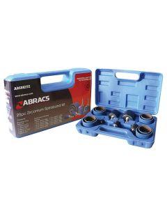 Abracs 25pc Spiraband Kit