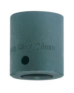 """DRAPER Expert 24mm 1/2"""" Square Drive Impact Socket 28545"""