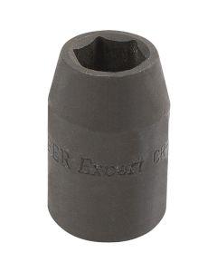 """DRAPER Expert 13mm 1/2"""" Square Drive Impact Socket 28454"""