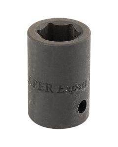 """DRAPER Expert 15mm 1/2"""" Square Drive Impact Socket 28470"""