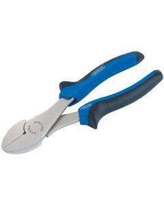 DRAPER 180mm Soft Grip Diagonal Side Cutter 44146