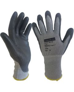 Grey 500 GB Cut Level 5 Protection Gloves – Size XL – Size 10