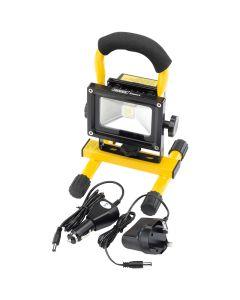 DRAPER 10W COB LED Rechargeable Worklight (800 Lumen) 51341