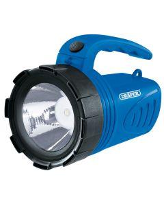 DRAPER LED Rechargeable Spotlight (3W) 65985