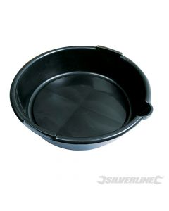 Silverline Oil Drain Pan 6 Ltr