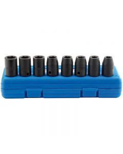 "DRAPER 3/8"" Square Drive Metric Impact Socket Set (8 Piece) 83089"