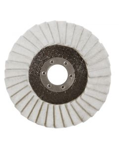 Abracs 115mm Felt Flap Disc