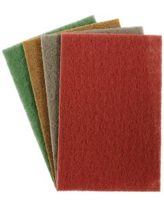 Abracs Non Woven Hand Pad Green (General Purpose)
