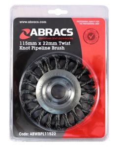 Abracs Pipeline Brush 115mm X 22mm