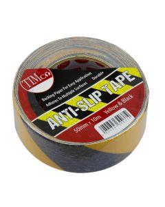 TIMco Anti Slip Tape - Yellow & Black
