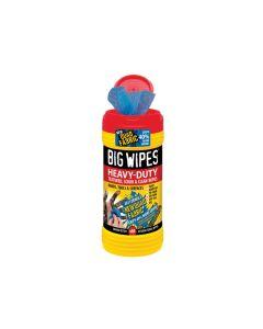 Big Wipes 4x4 Heavy Duty Cleaning Wipes (Tub of 80)