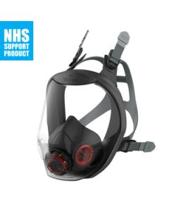 JSP Force™ 8 Large Half Mask with Typhoon™ Valve without Twin Cartridges