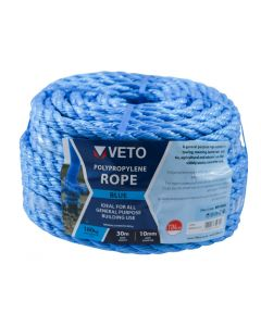 Veto Polypropylene Rope - Coil – 10mm x 30m