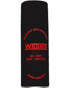 WeldMig Anti Spatter Spray, Solvent Based Silicone Free 300ml