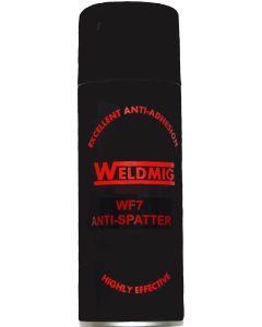 WeldMig Anti Spatter Spray, WF7 Water Based 300ml