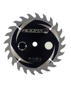 Addax Handheld Cordless Circular Saw Blade - Coarse/Medium 165 x 20 x 24T
