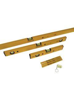 STABILA  Combi Double Plumb Spirit Level Pack