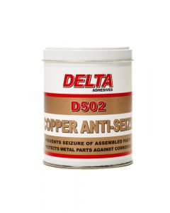 DELTA D502 COPPER ANTI-SEIZE COMPOUND 500gm TUB