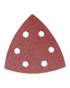 Addax Delta Sanding Pads 60 Grit - Coarse - Pack of 5