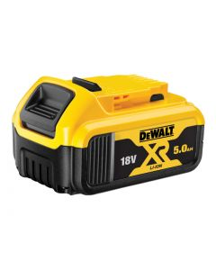 DEWALT XR Slide Battery Pack 18V 5.0Ah Li-ion DCB184