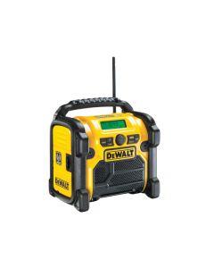 DEWALT DAB Digital Radio 240V & Li-ion Bare Unit TDCR020