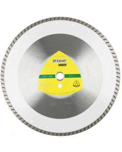 KLINGSPOR 300mm x 3mm x  20mm DIAMOND CUTTING BLADE