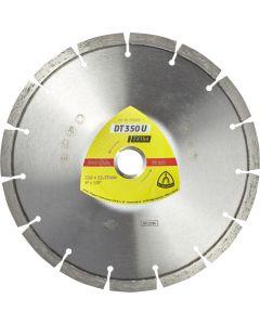 KLINGSPOR 115mm x 2.4mm x  22.23mm DIAMOND CUTTING BLADE