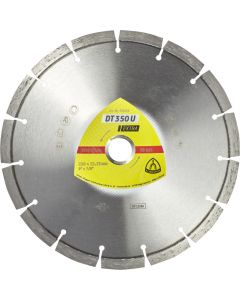 KLINGSPOR 230mm x 2.6mm x  22.23mm DIAMOND CUTTING BLADE