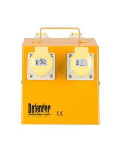 Defender 4 Way 110V 16A Classic Power Splitter