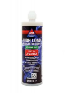 HIGH LOAD Injection Resin Vinylester Styrene Free x 380ml.