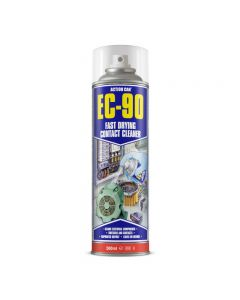 EC-90 FAST DRYING CONTACT CLEANER