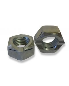 M8 Binx All Metal  Locking Nut  Zinc Plated