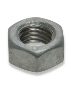 M24  Hexagon Full Nuts  Grade 8  Galvanised  DIN  934