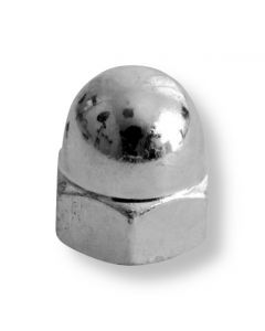 M4  Dome  Nuts  Stainless Steel A2(304)  DIN 1587