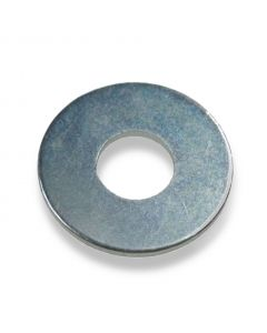 M8      Form G Heavy Duty  Flat Washers Zinc  BS 4320