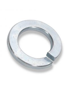 M4      Square Section Spring Washers  Zinc   DIN  7980